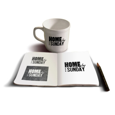 Home By Sunday Logo