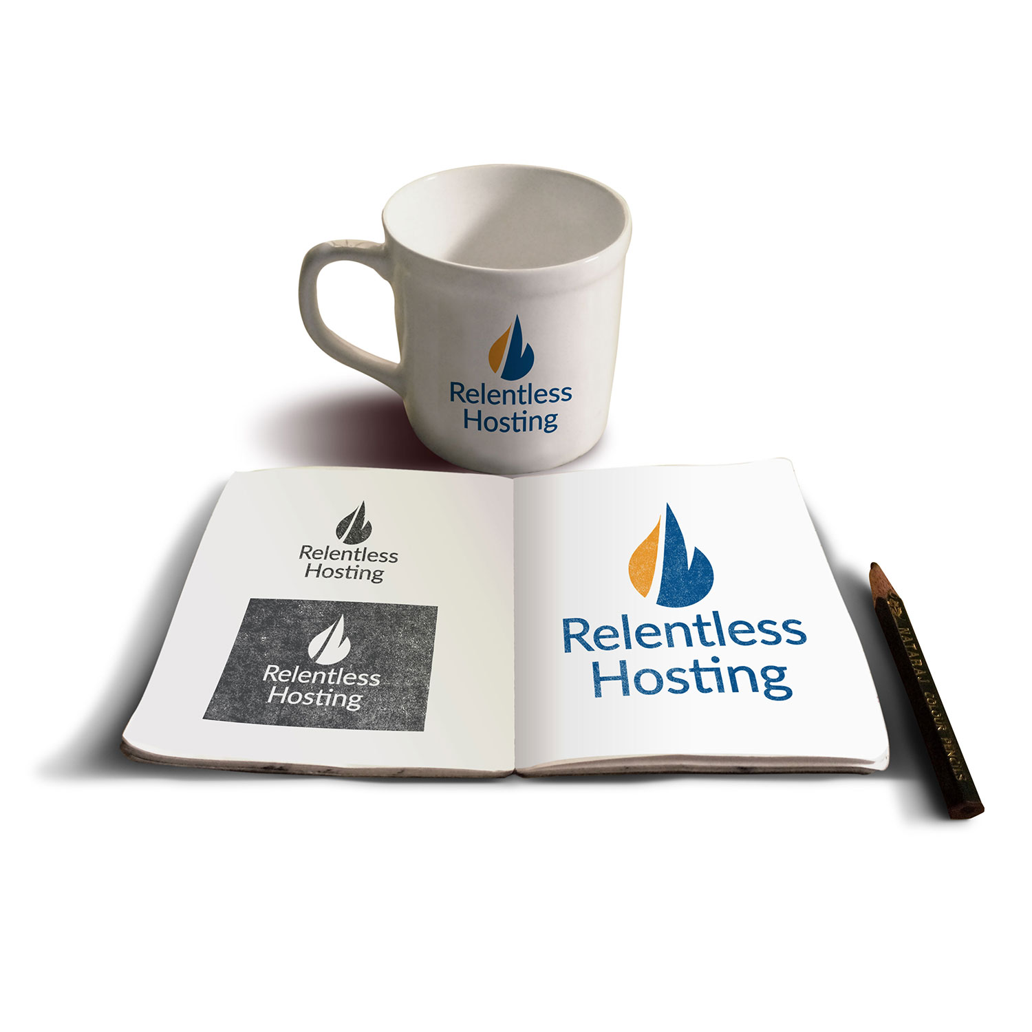 Relentless-Hosting-Logo